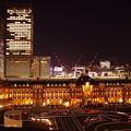 写真: 東京駅♪