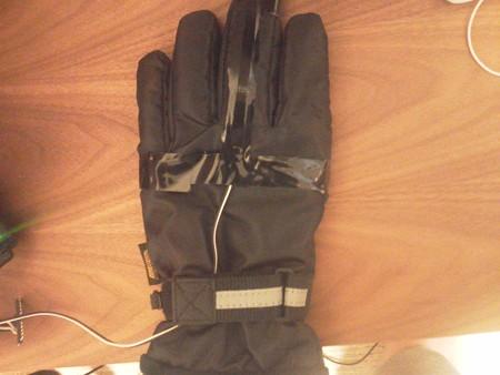 GloveToneの手袋