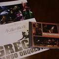 写真: グレコス・タンゴ・オルケスタ 日本公演プログラムと来日記念盤