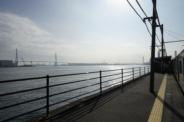 JR鶴見線 海芝浦駅 20141025