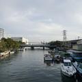 JR鶴見線沿線 入船公園付近 20141025