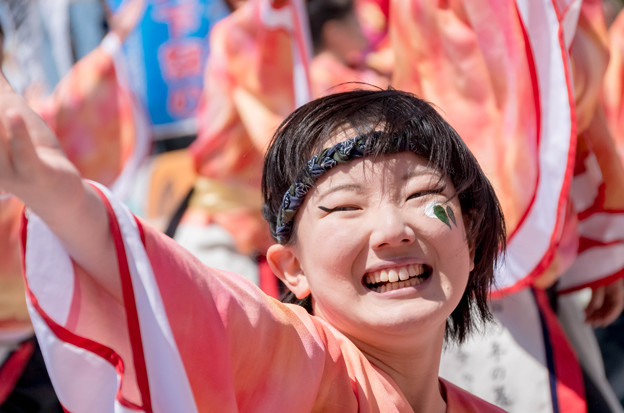 worldあぽろん2016 神戸学生よさこいチーム湊