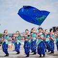Photos: 横浜よさこい祭り2016 いなぎ藍の風