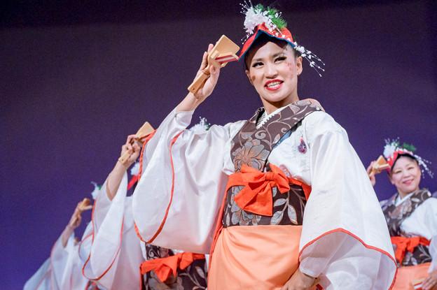 堺よさこい かえる祭り2016 夢舞隊