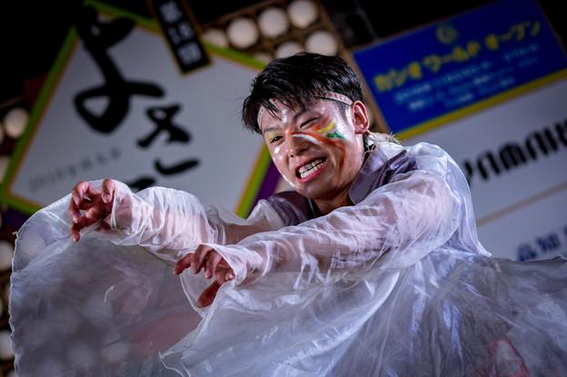 よさこい全国大会2016 踊り衆吉備人