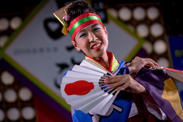 よさこい全国大会2016 大富士with雄大グループ