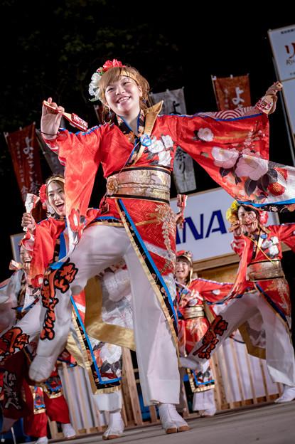 よさこい全国大会2016 松山よさこい風舞人