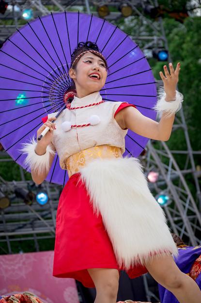 にっぽんど真ん中祭り2016 京炎そでふれ!京小町