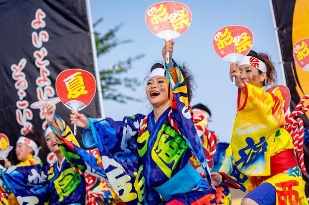 ござれGO-SHU!2016 甲賀彩風舞人