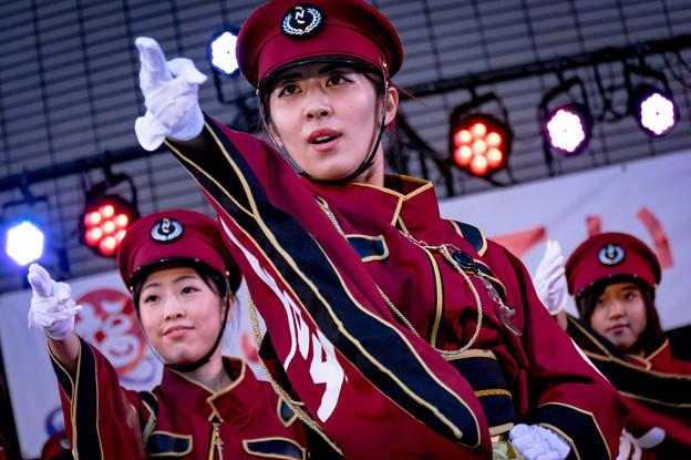ふくこいアジア祭り2016 西鉄よさこい連