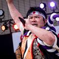 写真: ふくこいアジア祭り2016 博多よさこい連