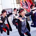 写真: ドリームよさこい2016 朝霞鳴子一族め組