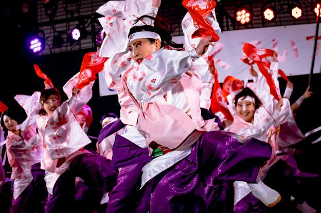 ふくこいアジア祭り2016 ふくこい連