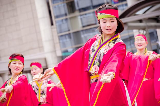 藤井寺元気祭り2017 よさこいおおきに