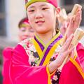 写真: 藤井寺元気祭り2017 よさこいおおきに