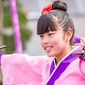 写真: 藤井寺元気祭り2017 心蕾万笑