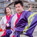 写真: 藤井寺元気祭り2017 舞心座蒼