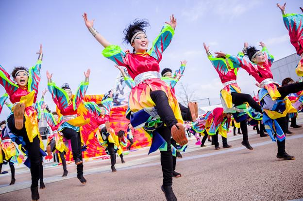 岐聖祭2016 愛知淑徳大学鳴踊