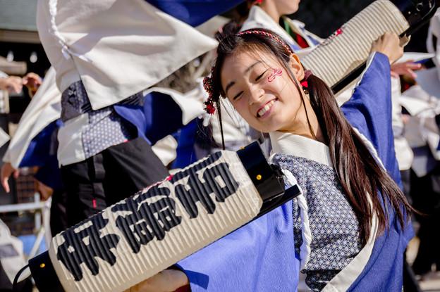 龍馬よさこい2016 和歌山大学よさこいサークル和歌乱