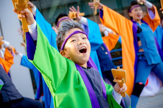 ドリームよさこい2016 武州武蔵