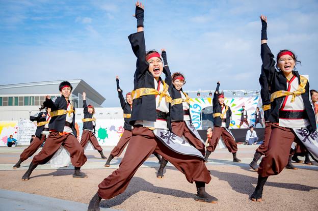 岐聖祭2016 京炎 そでふれ!輪舞曲