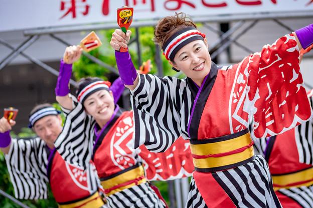 よさこい大阪大会2016 帯屋町筋