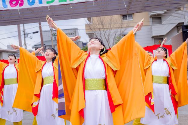 大東ふれあいフェスタ2017 12Twel舞