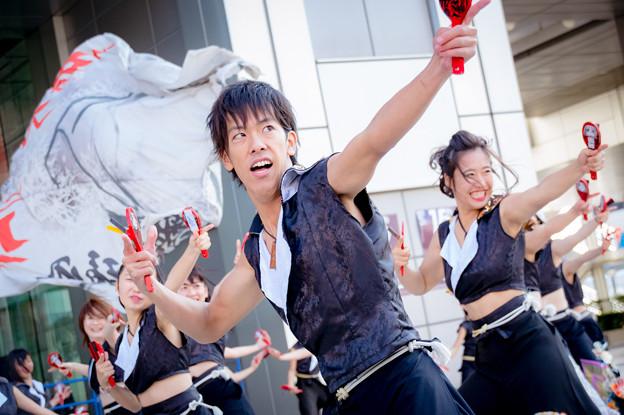 ドリームよさこい2016 襲雷舞踊団