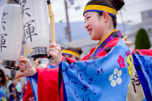大東ふれあいフェスタ2017 よさこいち~夢 笑輝