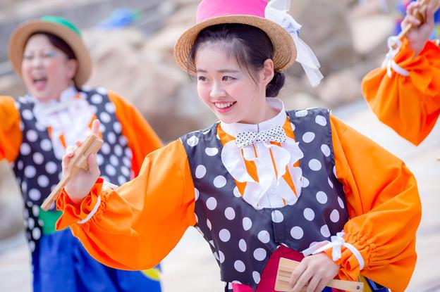 ゑぇじゃないか祭り2016 びさんじん