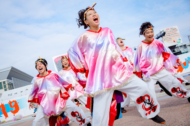 岐聖祭2016 中京大学晴地舞