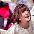 """京都さくらよさこい2017 関西大学学生チーム""""漢舞"""""""