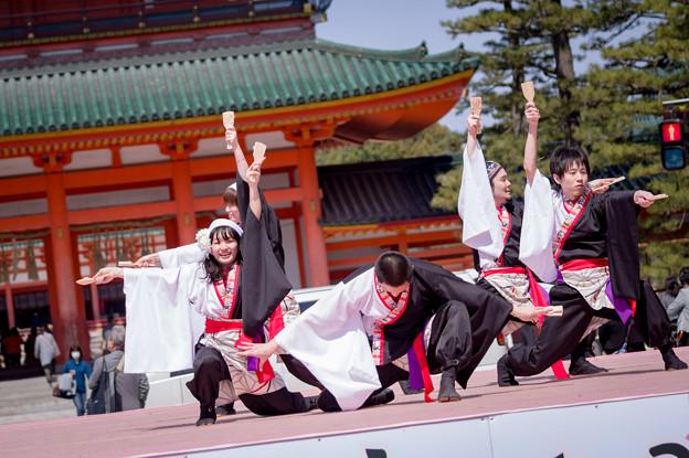 京都さくらよさこい2017 奏流
