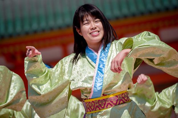 京都さくらよさこい2017 京炎そでふれ!輝京