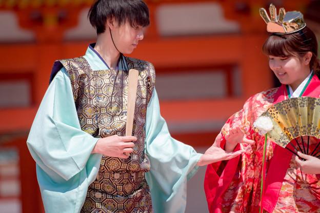 京都さくらよさこい2017 大阪大学お祭りダンスサークル祭楽人
