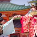 写真: 京都さくらよさこい2017 大阪大学お祭りダンスサークル祭楽人