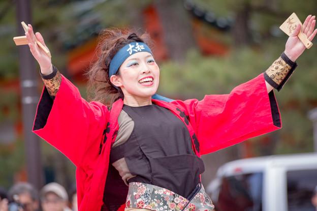 京都さくらよさこい2017 大和