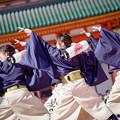 写真: 京都さくらよさこい2017 かんしゃら