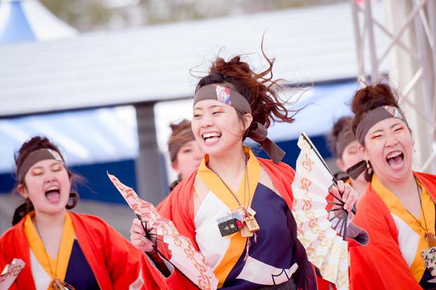 京都さくらよさこい2017 勝山組