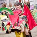 写真: どまつり夜桜in岡崎2017 華☆d.m.t