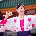 写真: 京都さくらよさこい2017 絆百祭