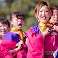 """京都さくらよさこい2017 仁愛大学""""我楽"""""""