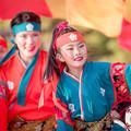 写真: 京都さくらよさこい2017 金澤こまち