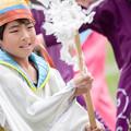写真: どまつり夜桜in岡崎2017 いりゃあせ南都