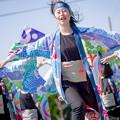 写真: 賤岳春乱舞2017 天舞賤ヶ岳
