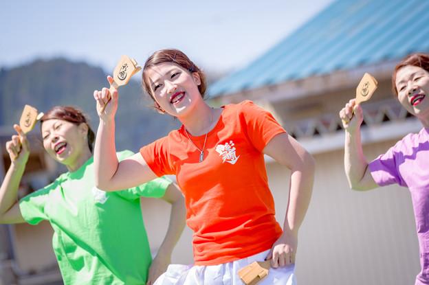 賤岳春乱舞2017 KOUGA彩風舞人