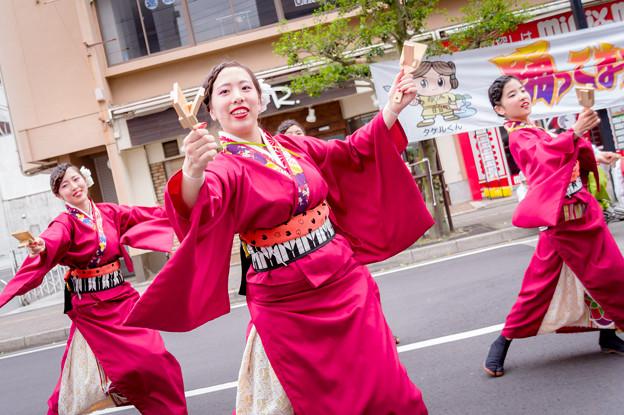 踊っこまつり2017 麗舞