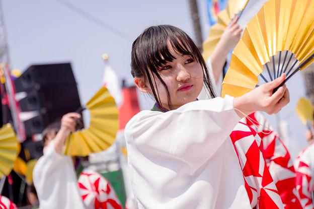 worldあぽろん2017 大阪府立渋谷高等学校IZA笑舞
