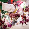 写真: わいわい若宮2017 kagura