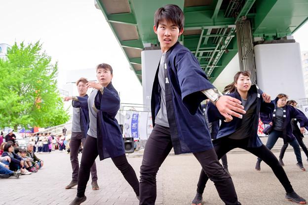 わいわい若宮2017 愛知淑徳大学「鳴踊」